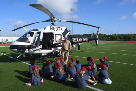Junior Police Academy Connects Students With LEOs
