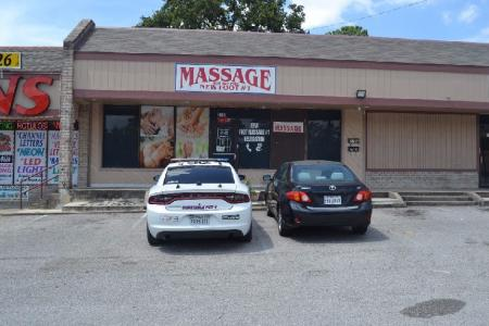 Massage Parlor Employ Arrested For Prostitution
