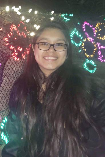 Student Of The Week - Jaqueline Gonzalez